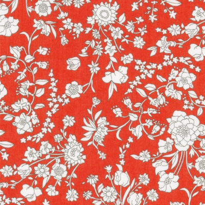 Liberty Blooms Coquelicot